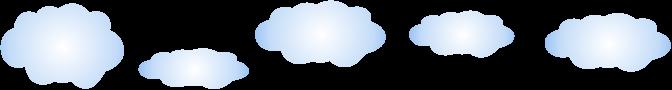 Zoubková víla - obloha